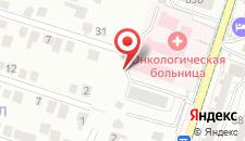 Отель Орда на карте