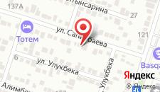Отель Тотем на карте
