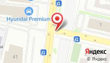 Отель Union Plaza на карте