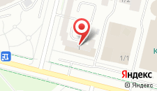 Апартаменты на Достык 1 на карте