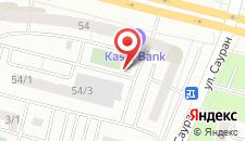 Апартаменты Nomad на карте