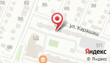 Апартаменты Лазурный Квартал на карте