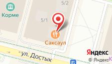 Апартаменты В ЖК Северное Сияние на карте