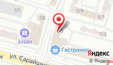 Апартаменты Лазурный квартал, 7Б на карте