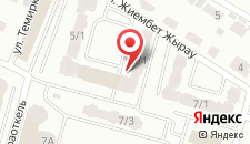 Апартаменты Сарайшык 5/1 на карте
