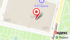 Апартаменты Водно-Зеленый бульвар 2 на карте