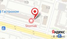 Апартаменты Дипломат 236 на карте