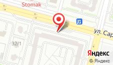 Апартаменты Сарайшык 34 на карте