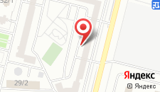 Апартаменты Diplomat на карте