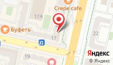 Апартаменты Коркем на карте