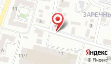 Гостевой дом Нурсат на карте