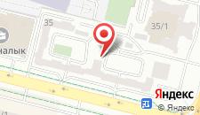 Апартаменты Сердце столицы в ЖК Новый Мир на карте