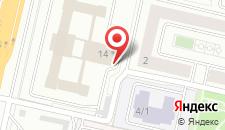 Бутик-Отель Sevenn Inn на карте