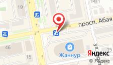 Апартаменты Vita-home на улице Победы на карте