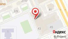 Апартаменты на Тауелсиздик, 43 на карте