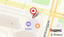 Апарт-отель Elite Apart-Hotel на карте