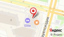 Апартаменты На Кошкарбаева 10 на карте