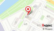 Отель Inn Sofia на карте