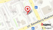 Бутик-Отель Vintage на карте