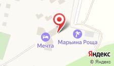 Парк-Отель Мечта на карте