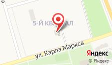 Хостел Sky Aktau на карте