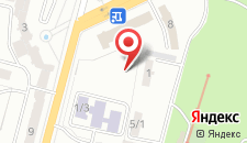 Гостиница Мерей на карте