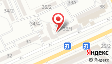 Апартаменты На Абдирова на карте