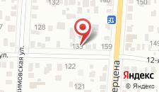 Гостевой дом Академия Уюта на карте