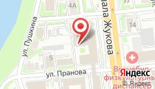 Мини-отель Престиж-Омск на карте