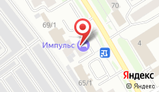 Гостиница Екатеринин двор на ул. Республики на карте