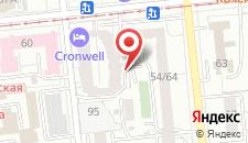 Гостиница Ника на карте