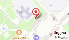 Апартаменты Гуля 1 на карте