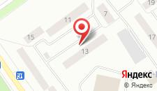 Апартаменты Гуля на карте
