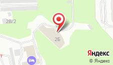 Отель Самотлор на карте