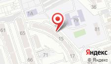 Хостел Dervish Almaty на карте