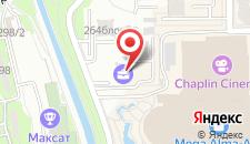 Апартаменты АренаА Каблукова 264 на карте