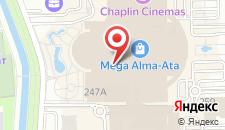 Апартаменты ArenaA на Каблукова 264 на карте