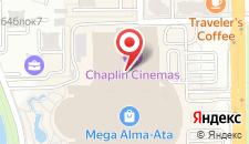 Апартаменты АренА Каблукова 270 на карте