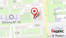 Апартаменты На Бухара Жирау на карте