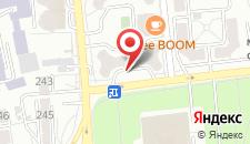 Хостел Apple на карте
