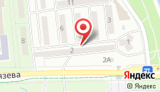 Апартаменты Koktem на карте