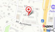Хостел S Хостел на карте