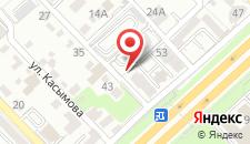 Апартаменты На Альфараби Авеню на карте