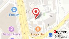 Апартаменты Надежда на Керемет на карте