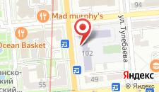 Апартаменты На Фурманова 48 на карте