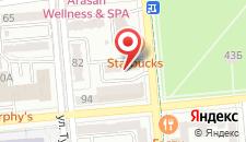 Апартаменты Lessor Centre на карте