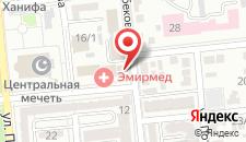 Отель Релакс на карте