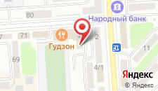 Апартаменты на Короленко 2 на карте