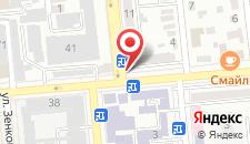 Апартаменты На Джангильдина на карте