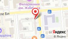 Апартаменты Калдайкова 39 на карте